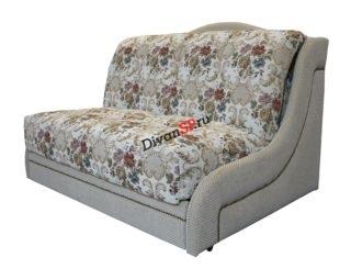 Диван-кровать Дориан с цветочным принтом