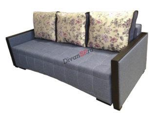 Раскладной диван Рондо с механизмом тик-так