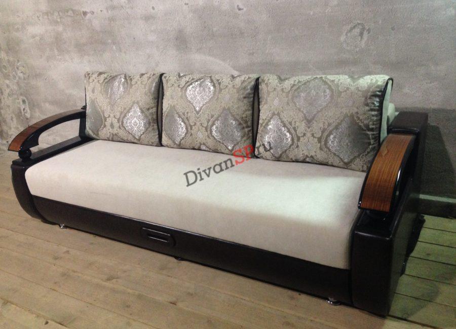 диван-кровать Леонардо, шагающий механизм пантограф