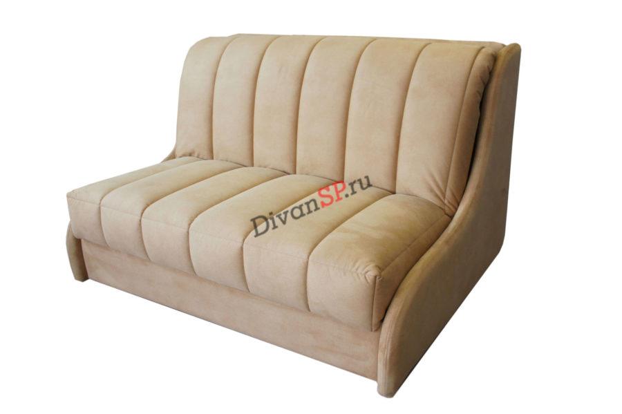 диван-кровать аккордеон Бруно бежевый