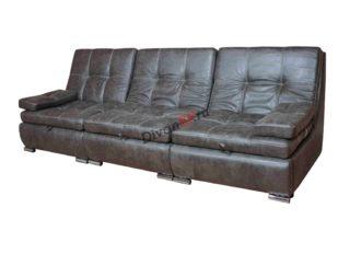 Современный тройной раскладной модульный диван Комфорт