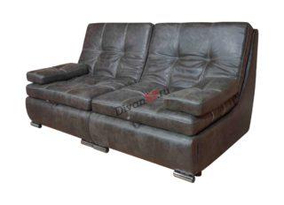 Прямой модульный диван-кровать Комфорт