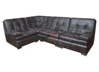 Угловой модульный диван со спальным местом Комфорт