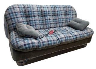 Современный бескаркасный диван-кровать Элис (зелёный)