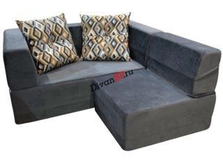 Набор бескаркасной мебели раскладной для подростка Комбо