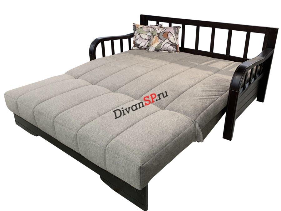 диван кровать аккордеон Домино бежевый