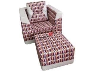 Бескаркасное кресло-кровать Комбо