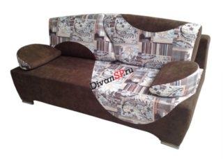 Ортопедический малогабаритный диван-кровать Рондо-12