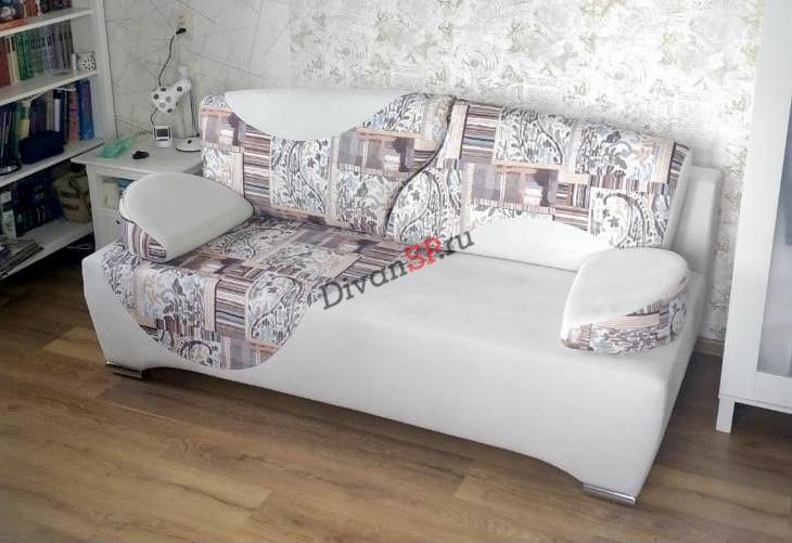 Раскладной малогабаритный диван Рондо-12